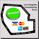 Donate to the LA Eruv using PayPal or your Credit Card